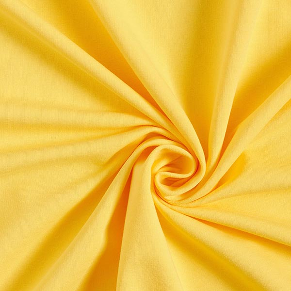 French Terry – jaune