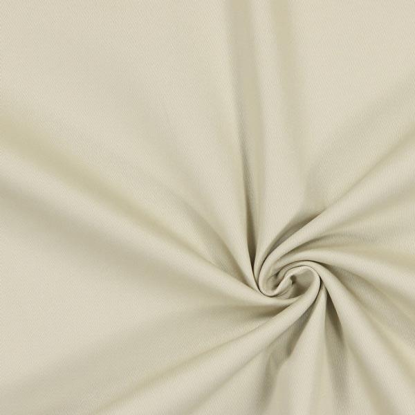 Tissu croisé en coton stretch – sable