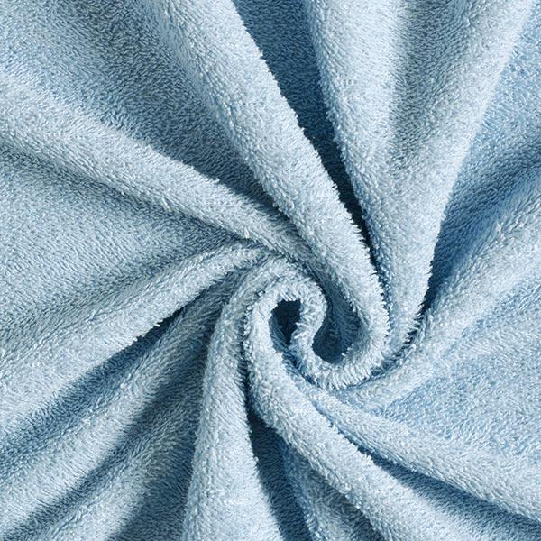Frotté – bleu clair