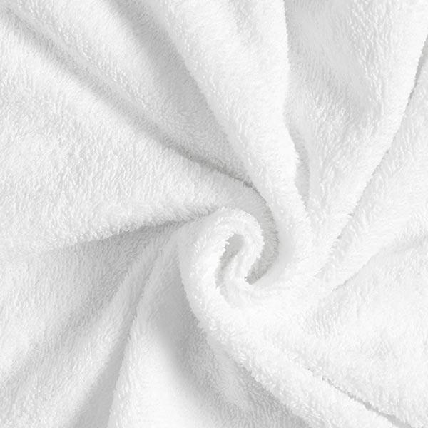 Frotté – blanc