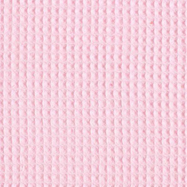 Waffelpiqué – rosa