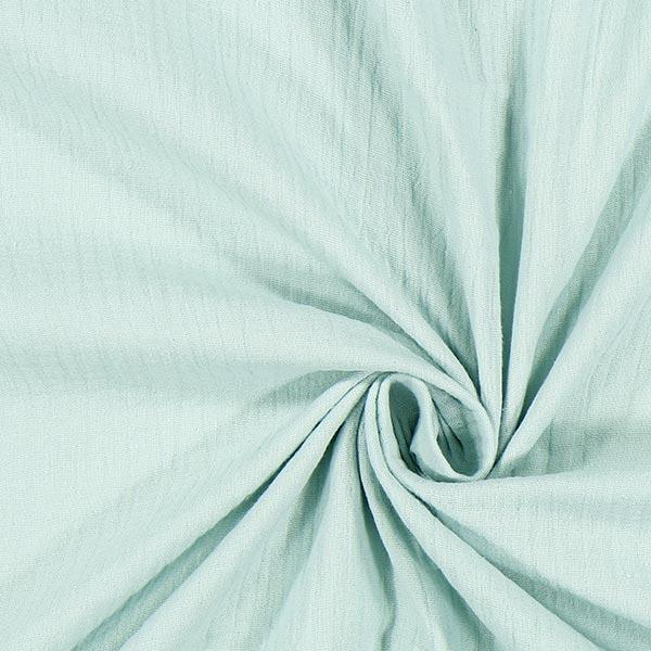 Mousseline Uni – vert menthe