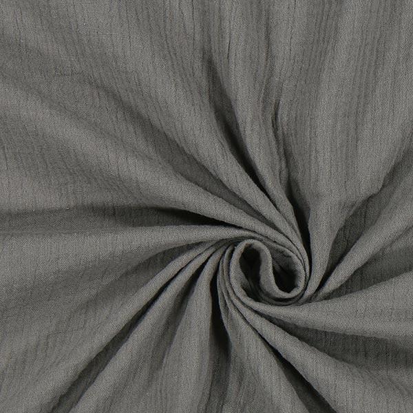 Tissu double gaze de coton Uni – vase