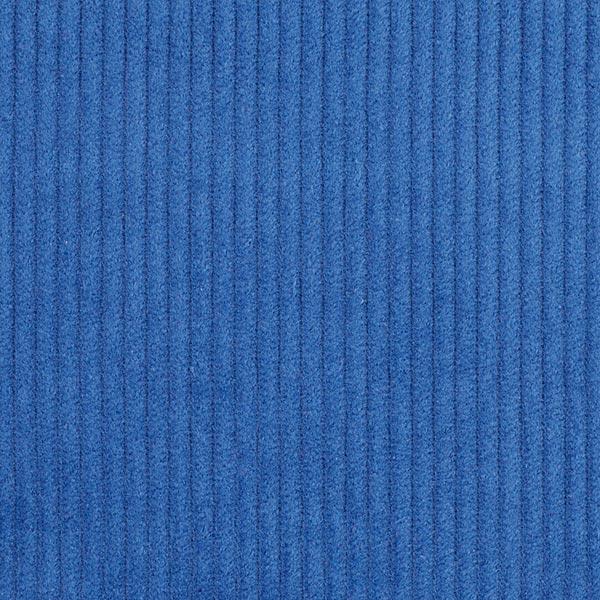 Velours àgrosses côtes camaïeu – bleu jean