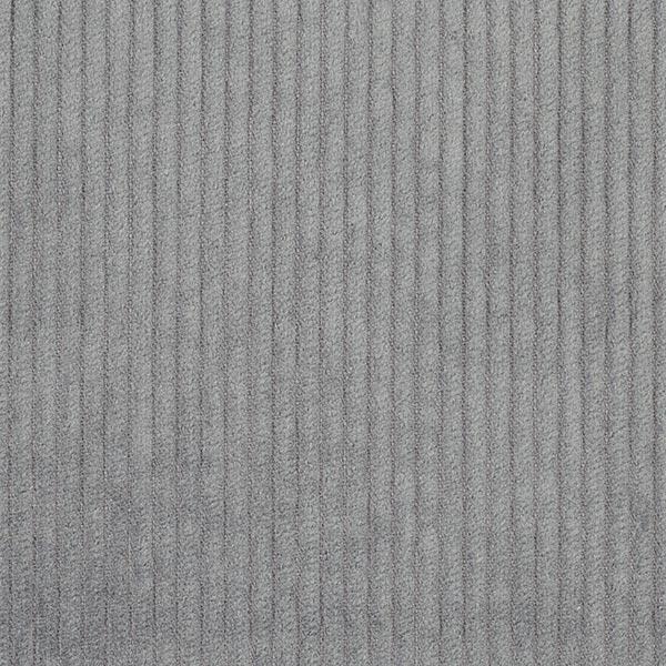 Velours àgrosses côtes camaïeu – gris