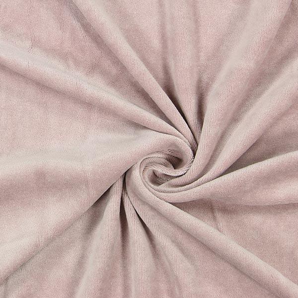 Tissu Nicki Uni – violet pastel