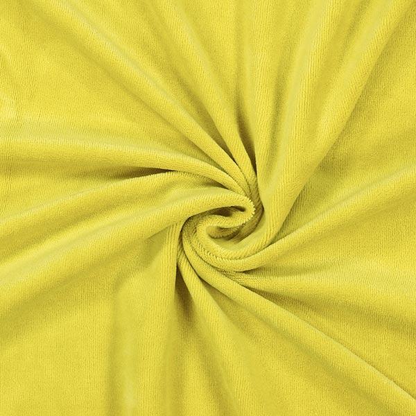 Tissu Nicki Uni – jaune ocre
