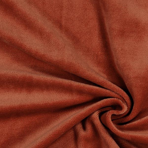 Tissu Nicki Uni – orange