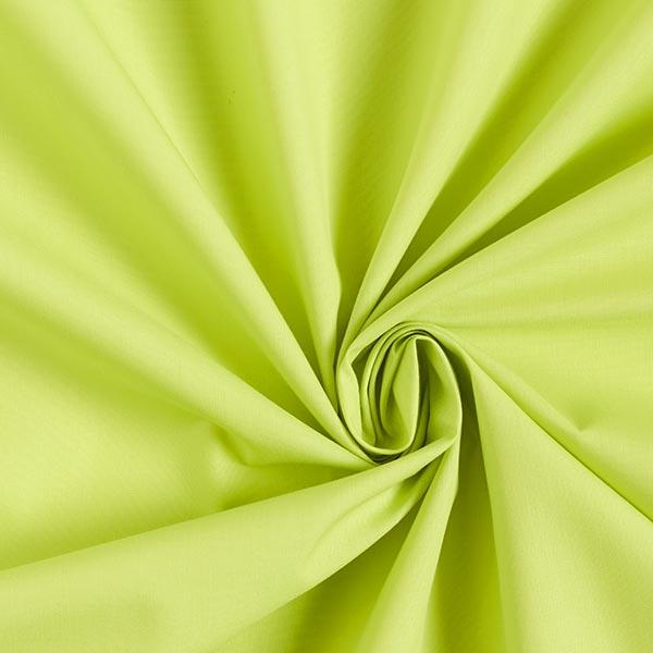 Popeline Uni – vert clair
