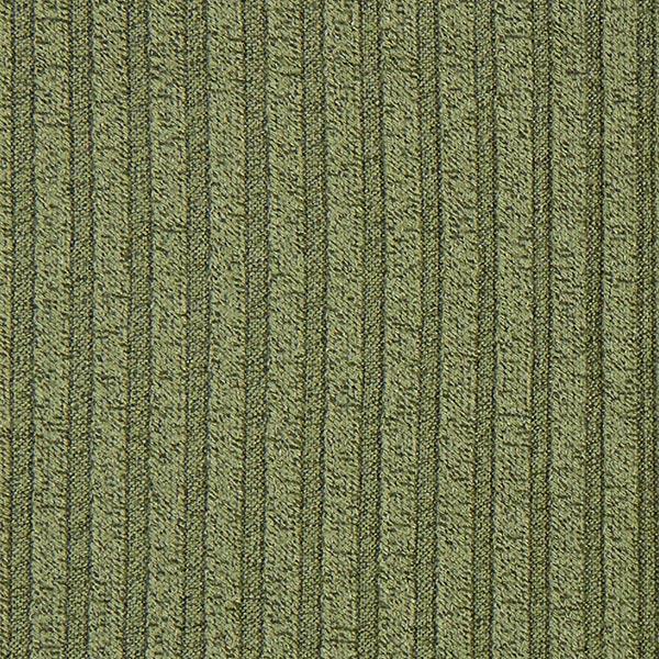 Strickstoff Feinstrick Rippe – grün