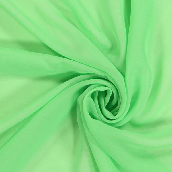 Chiffon – grasgrün