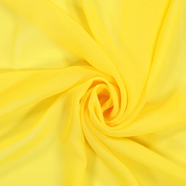 Chiffon – jaune soleil