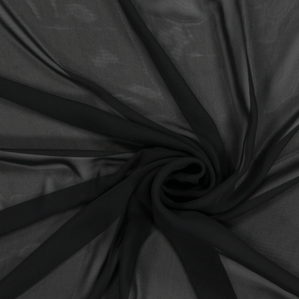 Chiffon – noir
