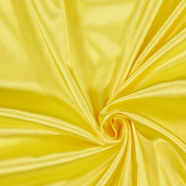 Stretch Satin – jaune