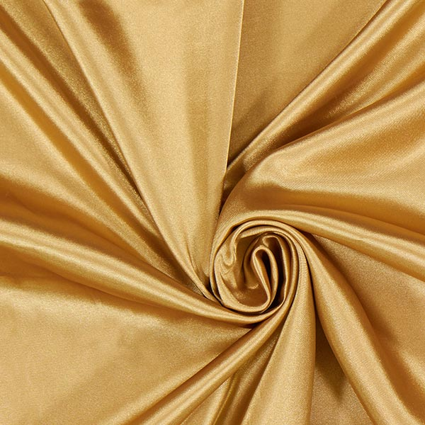 Stretch Satin – gold