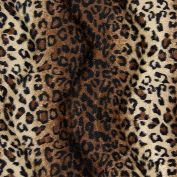 Tierfellimitat Leopardenmuster