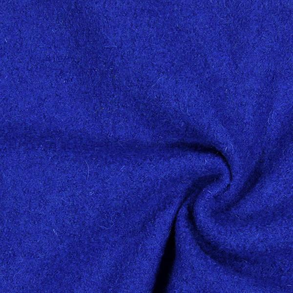 Loden foulé – bleu roi