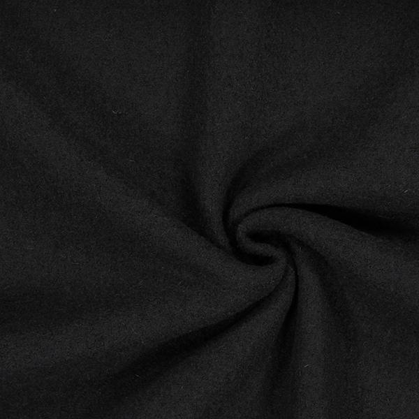 Loden foulé – noir