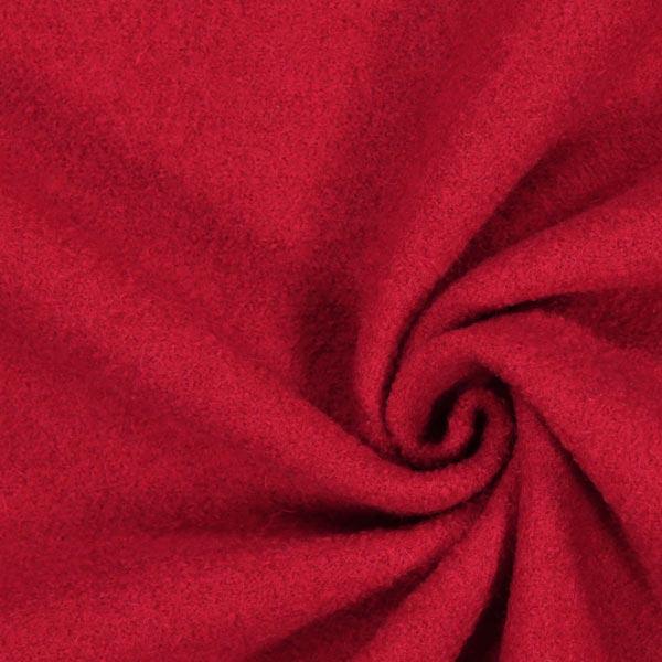 Loden foulé – rouge vif