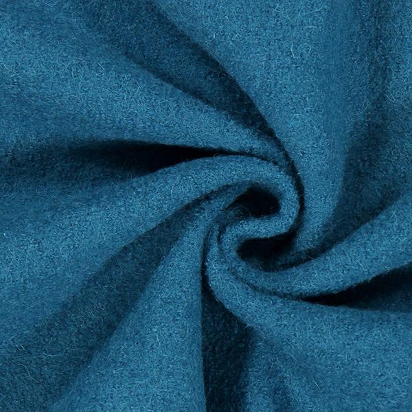 Walkloden – stahlblau