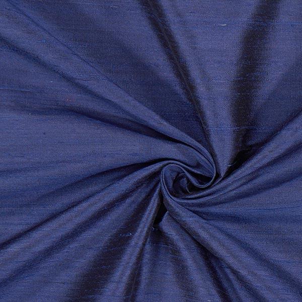 Soie dupion Shimmer – bleu marine