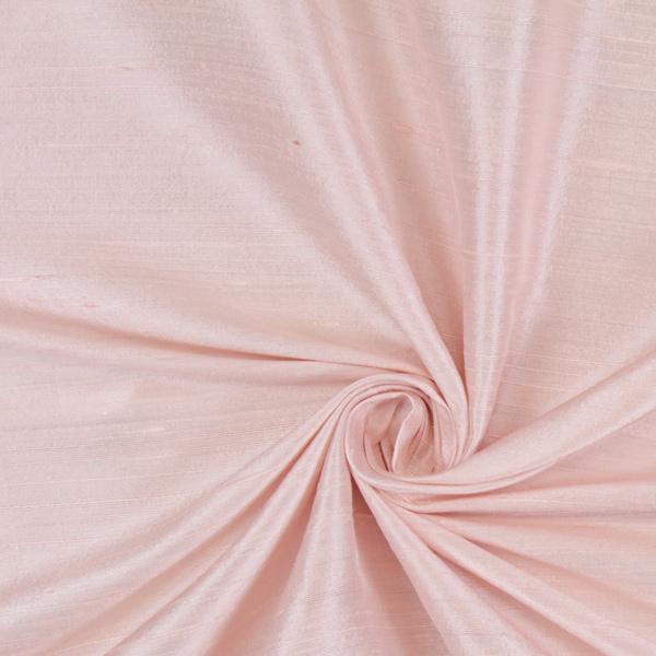 Soie dupion – rosé