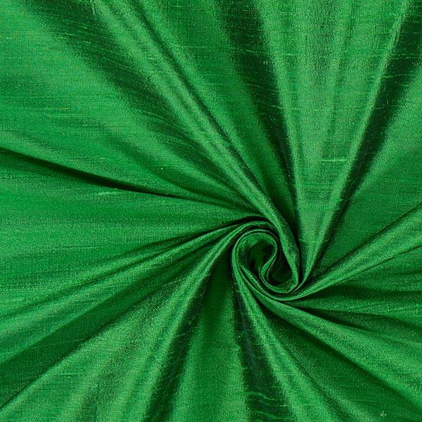 Soie dupion Shimmer – vert herbe