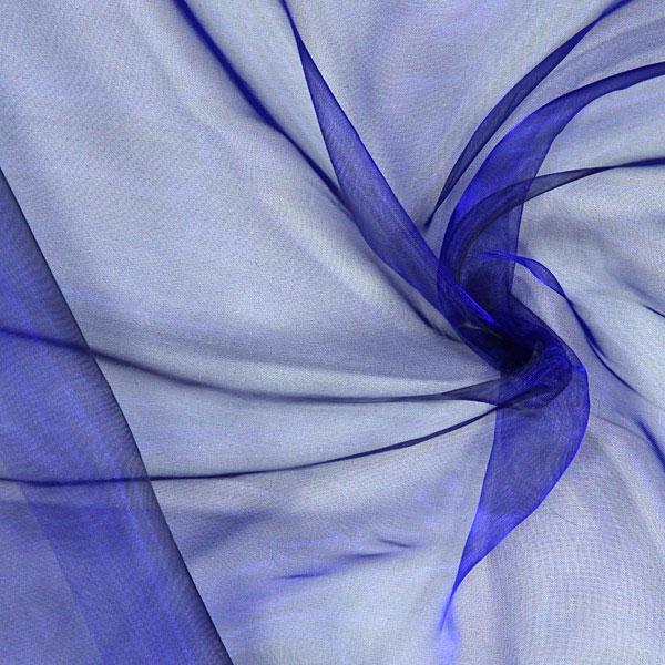 Organza – bleu roi