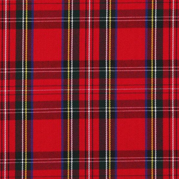 Écossais Classic – rouge vif