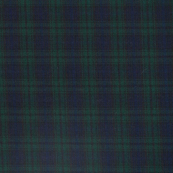 Écossais Basic – bleu marine