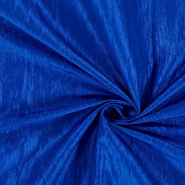 Taftstoff Crash – königsblau
