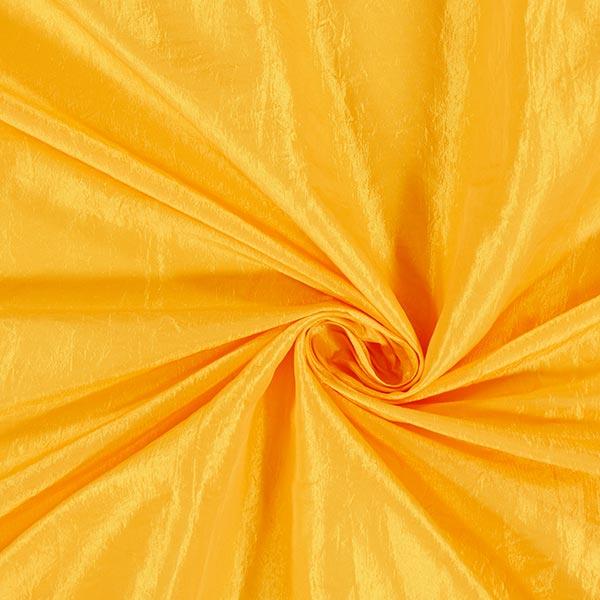 Taftstoff Crash – gelb
