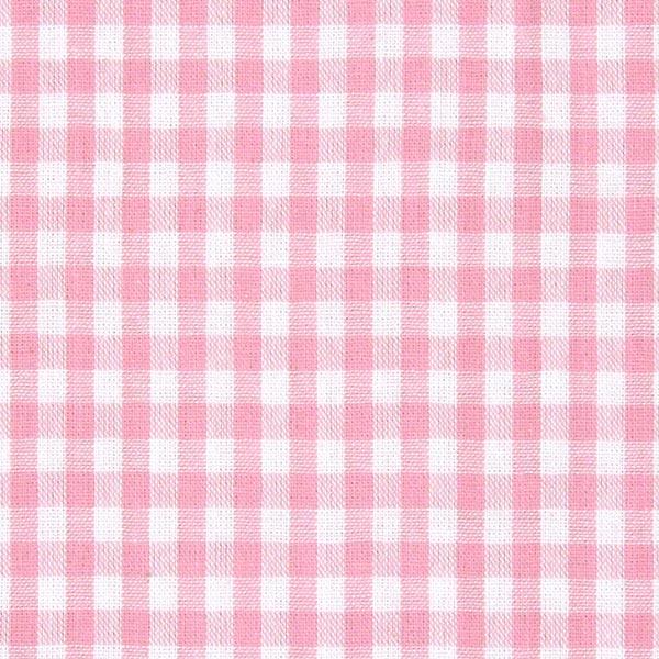 Baumwollstoff Vichy - 0,5 cm – rosa