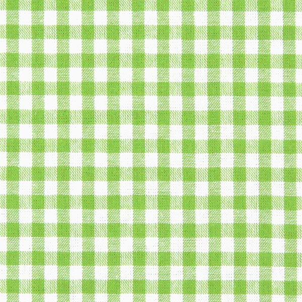 Baumwollstoff Vichy - 0,5 cm – apfelgrün