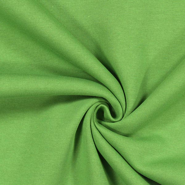 Sweatshirt rugueux – vert pomme