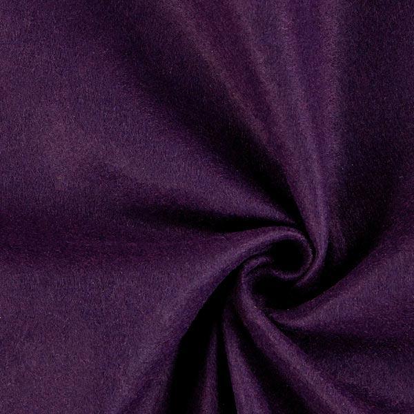 Filz 90cm / 1mm stark, 39 - aubergine