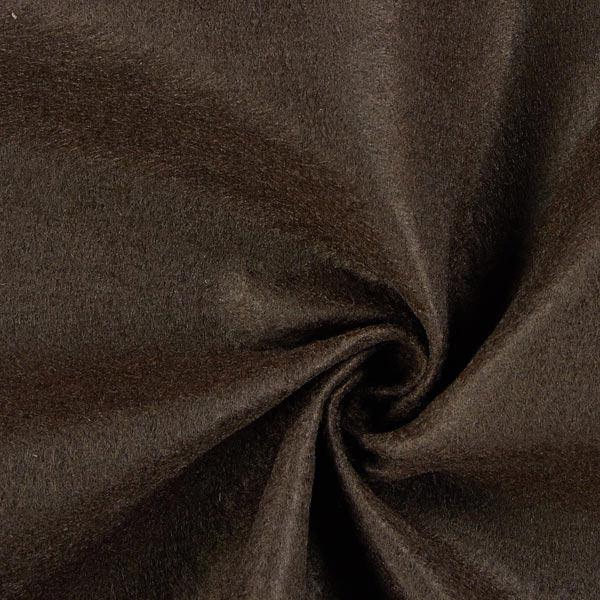 Feutrine 90cm / épaisseur de 1mm – marron foncé