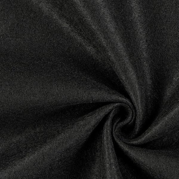 Filz 90cm / 1mm stark, 52 - schwarz
