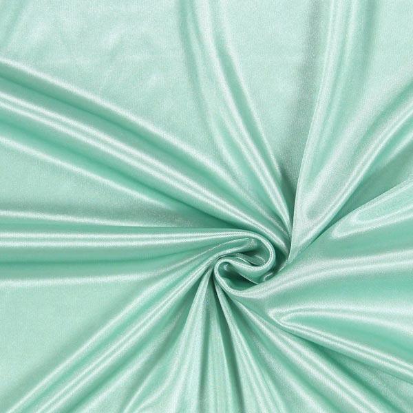 Charmeuse – vert menthe
