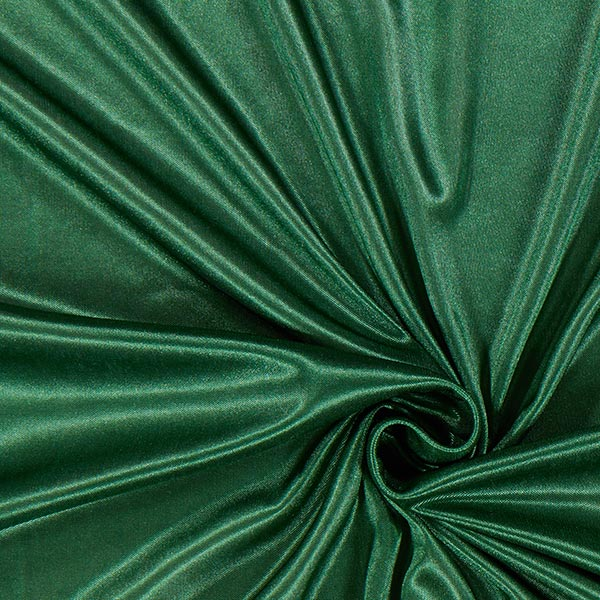 Futterstoff Charmeuse – dunkelgrün