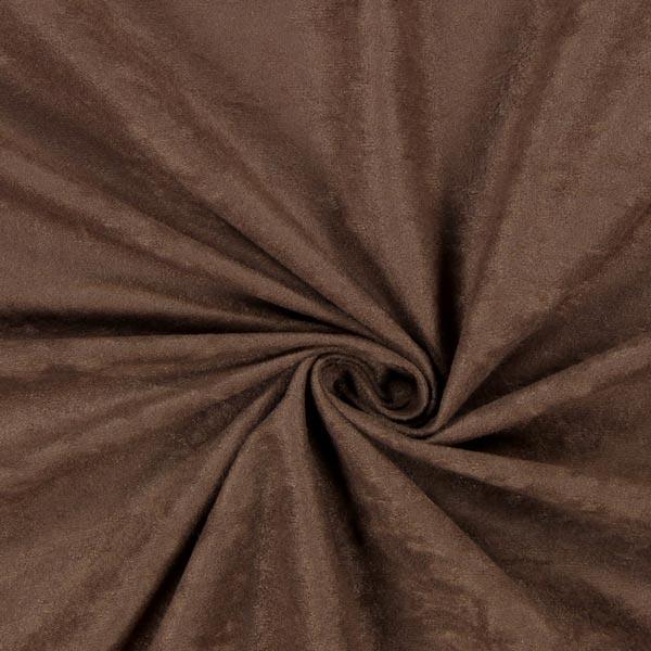 Micro suédine Alova 5 – marron