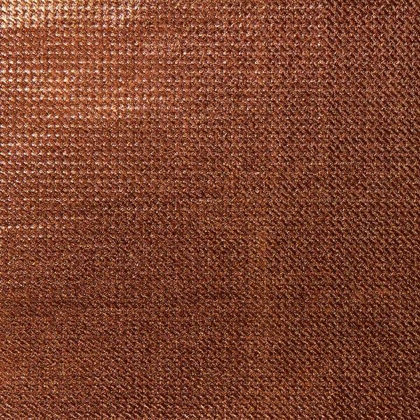 Jersey feuilles structure – cuivre