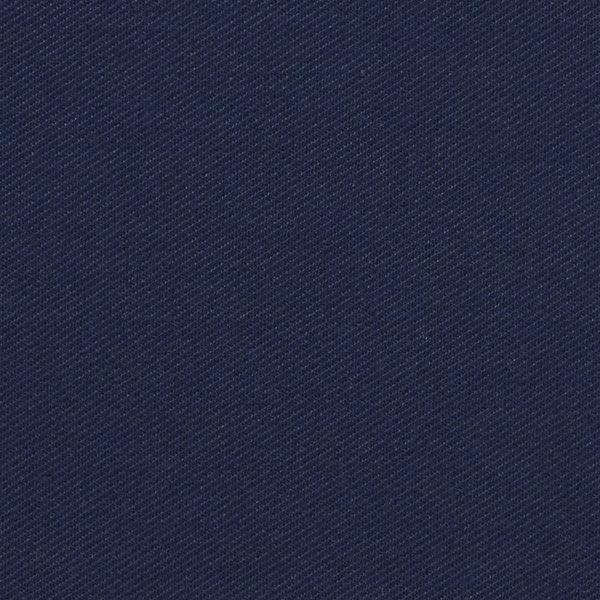 Sergé stretch uni – navy