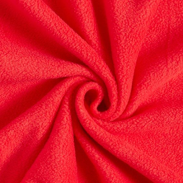 Antipilling Fleece - signalrot