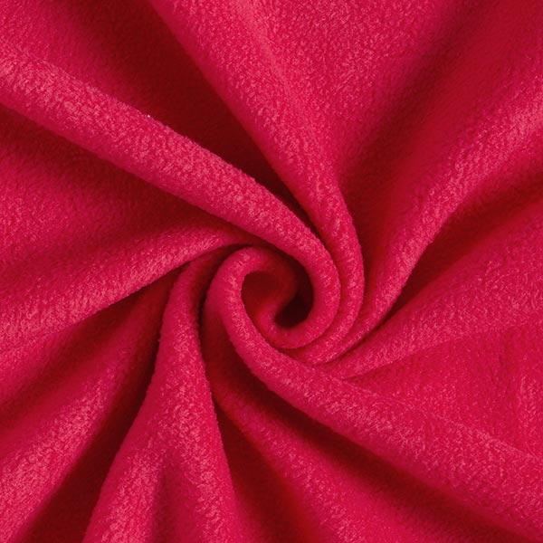 Antipilling Fleece - karminrot