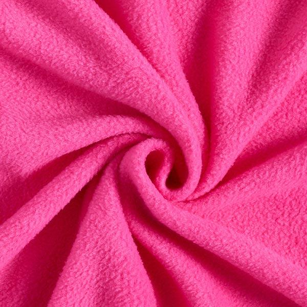 Tissu polaire - magenta