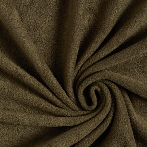 Antipilling Fleece - dunkeloliv