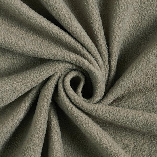 Tissu polaire – gris schiste