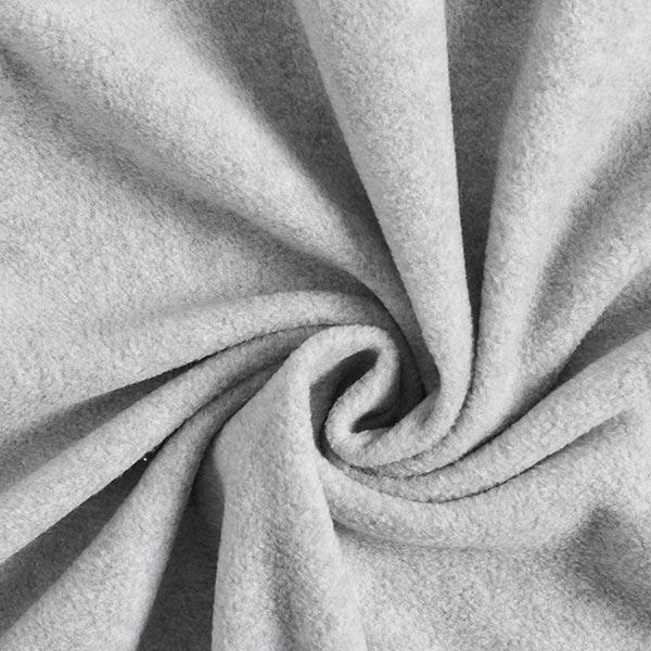 Antipilling Fleece – hellgrau