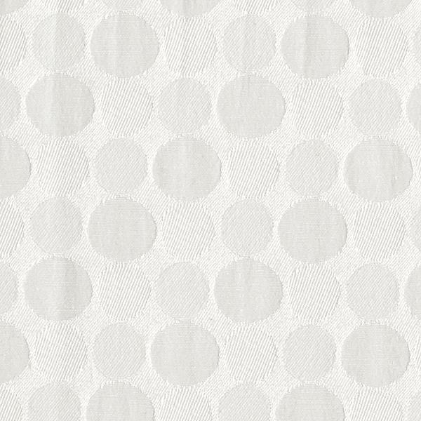 Tissu de pantalon Jacquard Points – blanc